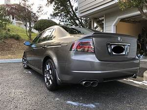 Fs  2007 Acura Tl Type S - Manual