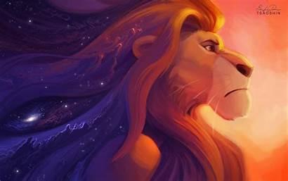 Simba Wallpapers Lion King Cartoon Mufasa Cool