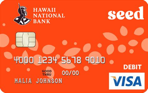 Discover our range of cards. Hawaii Debit & Credit Cards | Hawaii National Bank