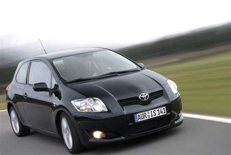 Toyota To Build Hybrid Auris In The Uk Next Year