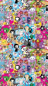 Hello Kitty Tokidoki Wallpaper (56+ images)