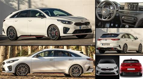 kia proceed  pictures information specs