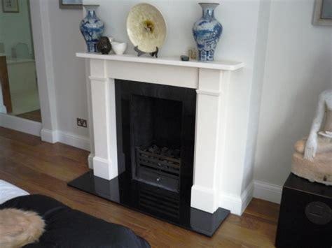 A Pair of Burlington Fireplaces in London   The Billington
