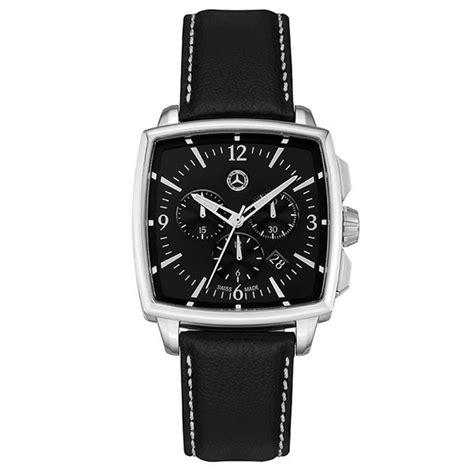 mercedes benz official mens classic carre chronograph