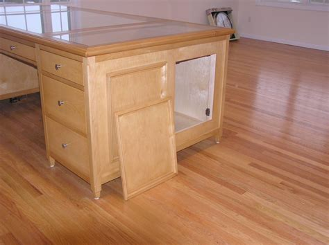 desk with hidden compartments wooden desk plans with hidden drawer pdf plans