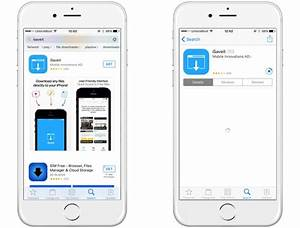 how to download files on iphone or ipad from the web With how to download documents on iphone