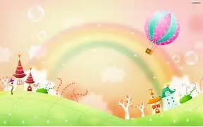 Rainbow Cute HD Wallpaper hd background hd screensavers hd wallpaper      Cute Rainbow Wallpapers