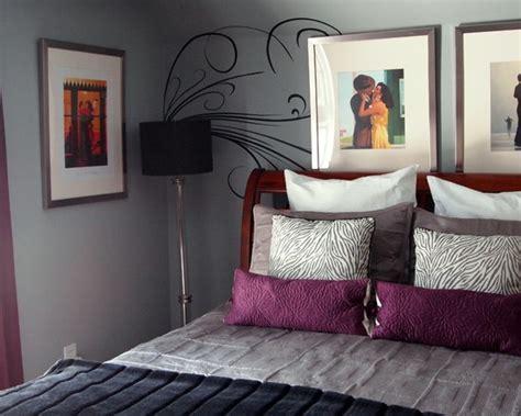images  purple grey bedroom  pinterest