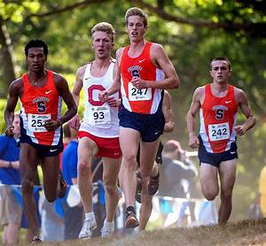 Syracuse men's cross country team in running for national ...