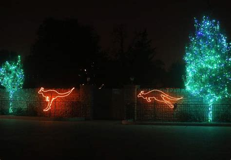 fort wayne zoo christmas lights 2017 decoratingspecial com