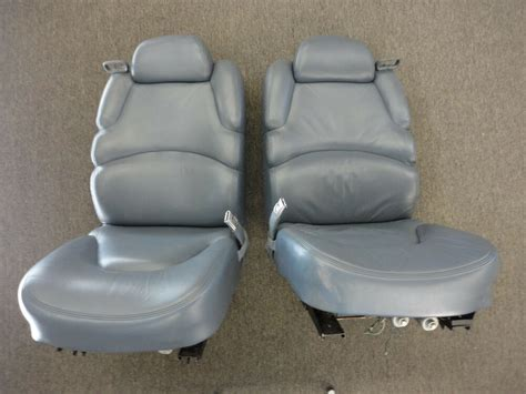 Buick Leather Bucket Seats Chevy Ford Dodge Car Truck