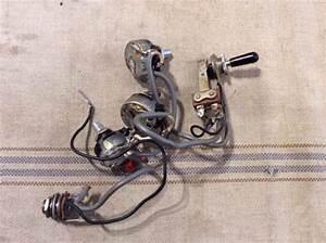 Gretsch Corvette Model 6135 Wiring Harness 1966