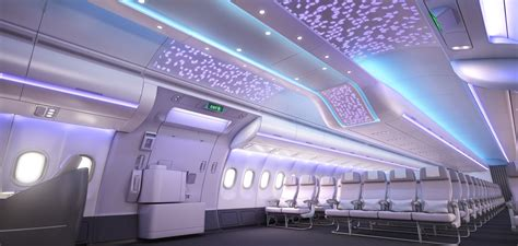 Airspace by Airbus: Airline Cabins Reimagined   AirlineReporter : AirlineReporter