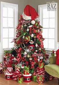 Shabby, In, Love, Christmas, Tree, Decorating, Ideas