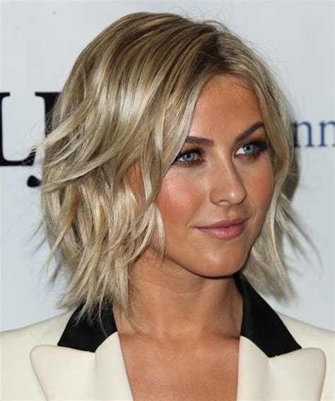 Julianne Hough Medium Straight Casual Hairstyle