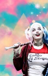 Margot Robbie as Harley Quinn iPhone
