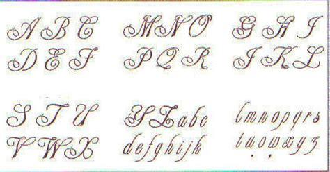 letras bonitas letras bonitas de letras abecedario bonitas tipos de letras car