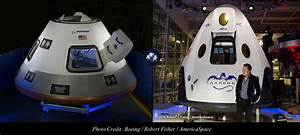 Dragon vs Orion Spacecraft (page 2) - Pics about space