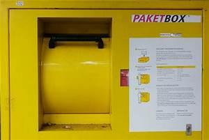 Mülltonnenbox Mit Paketbox : dhl paketbox zustellung per zufall nicht spurlos ~ Michelbontemps.com Haus und Dekorationen