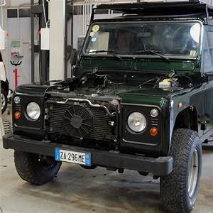 Land Rover Defender 110 Td5 : land rover defender 110 td5 officine amarcord ~ Kayakingforconservation.com Haus und Dekorationen