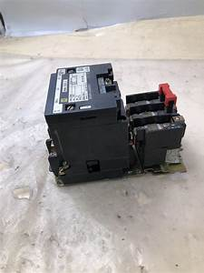 Square D Nema Size 2 Manual Motor Starter 10  15  25hp Type