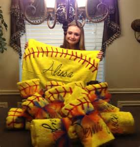 Cute Softball Gift Ideas