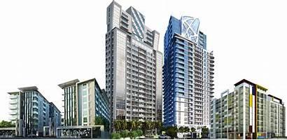 Building Estate Pattaya Transparent Condo Architecture Investments