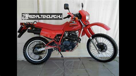 Honda Xl 350 R, 1985