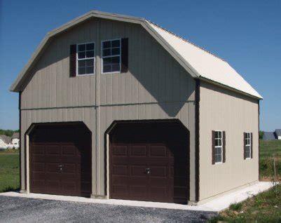 2 Story Garage Packages by 2 Story Storage Buildings Metal Roof Buildings Alan S