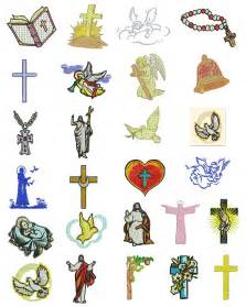 Free Religious Embroidery Designs