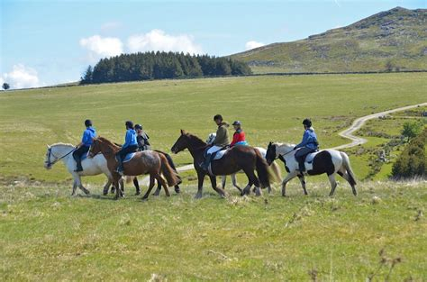 riding cornwall horseback discover vacations