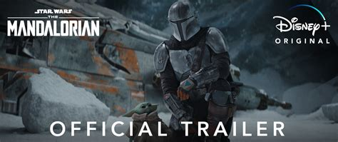 Disney+ - The Mandalorian | Season 2 Official Trailer ...