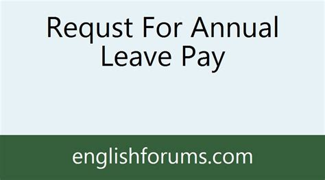 request letter   leave salary salary request