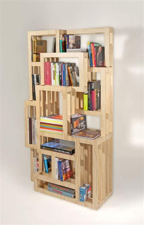 Zigzag Bookcase by 40 Ideias De Estantes E Prateleiras Para Livros Constru