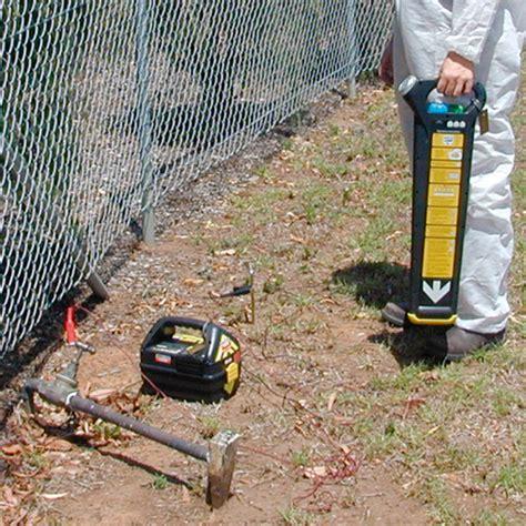 electronic utility locator operation training