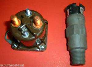 6 9l Ford Diesel Glow Plug Controller And Relay Kit 83