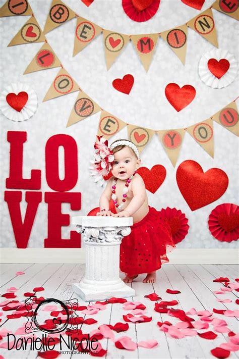 valentine picture  baby girl photo ideas fotos san