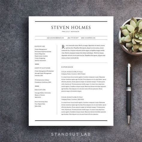 Write Your Resume Yourself by 25 Best Ideas About Letter Templates On Letter Fonts Letters And