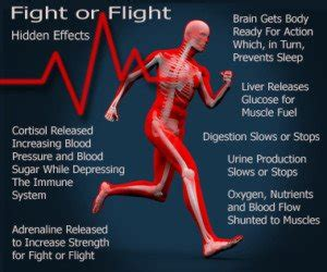 acute stress   chest pain scary