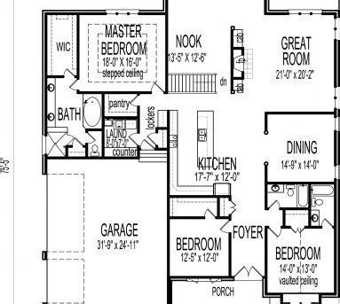 3 bed bungalow floor plans 3 bed room bungalow floor plans house floor plans