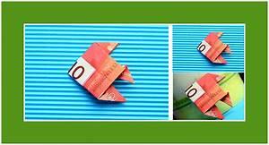 Geldscheine Falten Haus : fisch aus 10 euro geldschein falten ~ Lizthompson.info Haus und Dekorationen