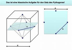 Pythagoras Berechnen : pythagoras oktaeder berechnen mit hilfe pythagoras oktaeder berechnen ~ Themetempest.com Abrechnung
