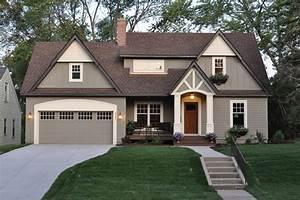 Gorgeous, House, Exterior, Paint, Colors, Ideas, 554