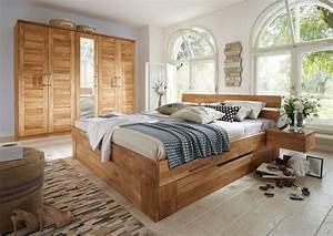 Schlafzimmer Set Massivholz : schlafzimmer bett aus massivholz modern zen von lars olesen g nstig bestellen skanm bler ~ Markanthonyermac.com Haus und Dekorationen