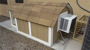 az custom made pet kennels kennel installation arizona With how to build an air conditioned dog house
