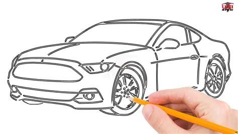 pencil drawing   car  sketches   car drawing