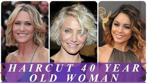 18 Chic Ideas For Hairstyles For 40 Year Old Woman 2018