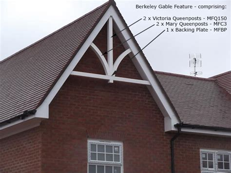 roof gables man friday grp mouldings grp finials roof spires gable features crossbars
