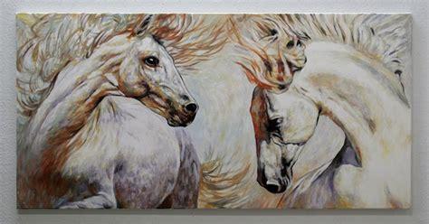 horse pferde canvas