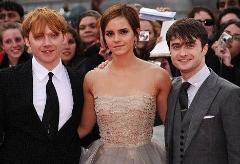 Harry Potter Emma Watson Arrives New York Still